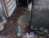 مياه الصرف الصحى تغرق المنازل.. شكوى من أهالى قرية صفانية بمحافظة المنيا