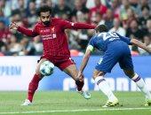 ليفربول ضد تشيلسي.. حارس البلوز يحرم محمد صلاح من الهدف الأول بعد 20 دقيقة