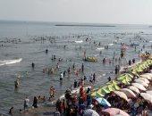 رأس البر.. إنقاذ 97 حالة من الغرق وتسليم 1448تائه لذويهم خلال العيد