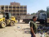 رفع 15 ألف طن مخلفات أضاحى وقمامة من شوارع القليوبية