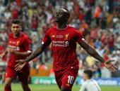 ليفربول ضد تشيلسي.. مانى أول أفريقى يسجل بالسوبر الأوروبى منذ 13 عاما