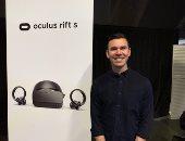"""نايت ميتشل"" أحد مؤسسى Oculus يغادر فيس بوك"