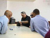 فيديو وصور.. أشرف زكى يتواجد في الزمالك للترشح في الانتخابات التكميلية