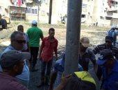 مياه القناة: إنهاء مشكلة الصرف الصحى بمنطقة الضواحى وفاطمة الزهراء ببورسعيد