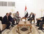 رئيس وزراء العراق لسفراء أوروبا: لسنا ضمن منظومة العقوبات الأمريكية على إيران