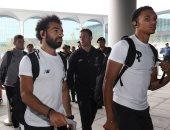 ليفربول يغادر تركيا بعد التتويج بكأس السوبر الأوروبى