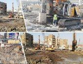 تعرف على أهم المعلومات عن أبراج النيل الجديدة بكورنيش ماسبيرو