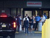 الشرطة الأمريكية تطوق موقع حادث إطلاق نار على عناصرها فى مدينة فيلادلفيا