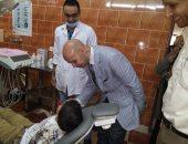 الكشف الطبى على 2 مليون مواطن بالشرقية ..وكفر الشيخ تتسلم 3328 بطاقة تموينية