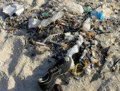 قمامة على الشاطئ وانقطاع المياه والكهرباء.. شكوى فى مراقيا بالساحل الشمالى