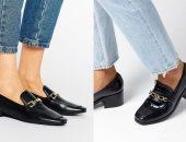 لو بتتعبى من الـ Heels.. أحذية فورمال فلات معاكى من الشغل لحد السهرة