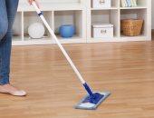 لو فى بيتك أرضية خشب..نصائح لتنظيفها بخطوات بسيطة