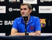 نيمار يثير غضب مدرب برشلونة في مؤتمر فالنسيا