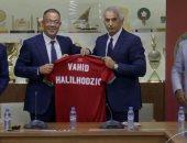 رسميا.. وحيد خاليلوزديتش مدربا لمنتخب المغرب خلفا لرينارد