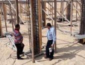 تنفيذ مشروعات بقطاع الموارد المائية والرى بشمال سيناء بتكلفة 819 مليون جنيه
