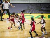 موعد مباراة مصر وموزمبيق بربع نهائى أمم أفريقيا لسيدات كرة السلة