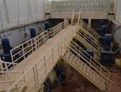 """رئيس جهاز الشروق: تشغيل رافع المياه بمنطقة""""الميكروويف"""" بطاقة تصميمية 7500م3/ساعة"""