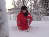 شاهد.. باحثون يكتشفون تلوث ثلوج القطب الشمالى بجزيئات من البلاستك