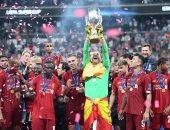 """""""فيديو"""" ليفربول ضد تشيلسى.. صلاح ورفاقه يرفعون كأس السوبر الأوروبى"""
