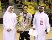 وفاة محمد إسماعيل لاعب منتخب كرة الصالات السابق