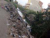 مطالب بردم ترعة فى مدينة بلقاس بمحافظة الدقهلية