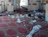 """فيديو.. مقتل 4 أشخاص وإصابة 12 آخرين فى انفجار بمسجد فى """"كويتا"""" الباكستانية"""