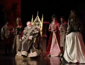 """اليوم.. يحيى الفخرانى يقدم آخر عروض عيد الأضحى لمسرحية """"الملك لير"""""""