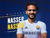 الجونة يضم ناصر ناصر لاعب الألومنيوم