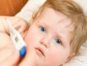 الالتهاب الرئوى والأنفلونزا ونزلات البرد أمراض تسبب ارتفاع حرارة طفلك