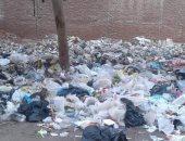 صور.. اضبط مخالفة.. تراكم القمامة خلف ديوان محافظة الغربية