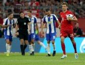 بايرن ميونخ يفتتح الدوري الألماني بتعادل محبط مع هرتا برلين.. فيديو