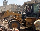 تنفيذ 25 قرار إزالة لتعديات على أملاك الدولة بحى الضواحى ببورسعيد.. صور