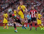التشكيل المتوقع لمباراة برشلونة ضد ريال بيتيس فى الدوري الأسبانى