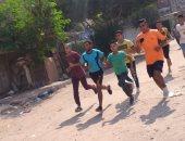صور.. رياضة القليوبية تدعم مشروع تنشيط الرياضة بالأحياء السكنية