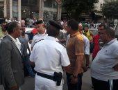 صور.. محافظة الإسكندرية: لن تتهاون فى أى مخالفة وسنحاسب المخالف