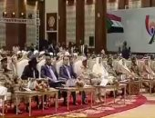 رئيس الوزراء ينقل تحيات السيسى للشعب السوادنى خلال توقيع الإعلان الدستورى