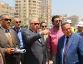 محافظ القاهرة: نفذنا 7 مشاريع لتطوير العشوائيات بـ11 مليار جنيه