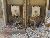 شكوى من وجود كشك كهرباء مفتوح يهدد حياة المارة بمنطقة جمصة