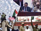 شارع شهداء الثورة.. قبلة للنشاط السياسى فى ولاية الغضارف السودانية