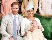 """مصدر ملكى يكشف: """"أرتشى"""" ورث لون شعر والده الأمير هارى """"الأحمر الملتهب"""""""
