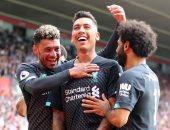 ليفربول يهزم ساوثهامبتون بثنائية في الدوري الانجليزي.. فيديو