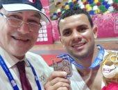 عبدالموجود ولمياء يضيفان ميداليتين برونز في دورة الألعاب الإفريقية