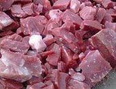 شاهد.. صخور تشبه اللحوم فى سلطنة عمان