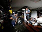 صور.. أمطار غزيرة فى تركيا وفيضانات تجتاح البازار التاريخى باسطنبول