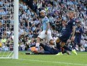 ملخص وأهداف مباراة مان سيتي ضد توتنهام 2-2 في الدوري الإنجليزي
