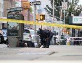 شرطة نيويورك تضبط مشتبها به تسبب فى حالة من الذعر بمحطة مترو الأنفاق