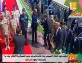 """بث مباشر.. الرئيس السيسى يفتتح عددا من مشروعات """"الصوب الزراعية"""""""