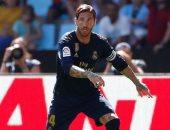 راموس يحقق رقما مميزا بعد فوز ريال مدريد أمام سلتا فيجو