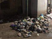 اضبط مخالفة.. القمامة تحاصر كشك كهرباء بمنطقة الراعى بقليوب