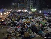 قارئ يشكو من انتشار القمامة فى الشارع الجديد بشبرا الخمية